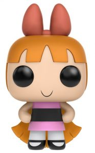 2017 Funko Pop Powerpuff Girls Vinyl Figures 1