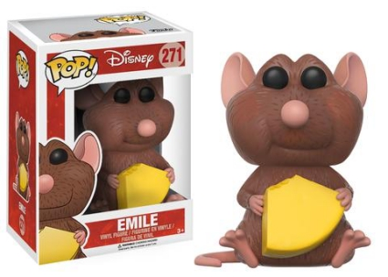 2017 Funko Pop Ratatouille Vinyl Figures 23