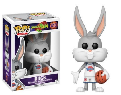 Funko Pop Space Jam Vinyl Figures 3