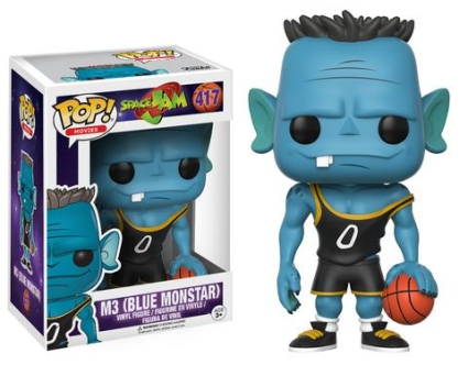 Funko Pop Space Jam Vinyl Figures 8