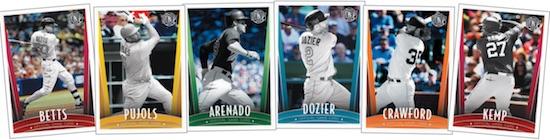 2017 Honus Bonus Fantasy Baseball Cards 3