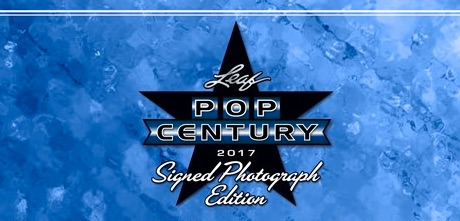 2017 Leaf Pop Century Signed Photograph Edition 1