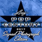 2017 Leaf Pop Century Signed Photograph Edition