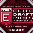 2017 Panini Elite Draft Picks Football Cards