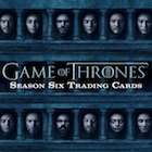 2017 Rittenhouse Game of Thrones Season 6 Trading Cards