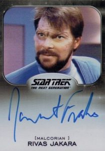 2017 Rittenhouse Star Trek 50th Anniversary Trading Cards 27