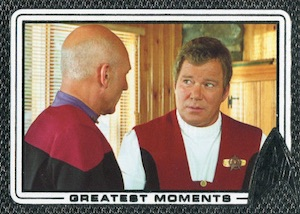 2017 Rittenhouse Star Trek 50th Anniversary Trading Cards 25