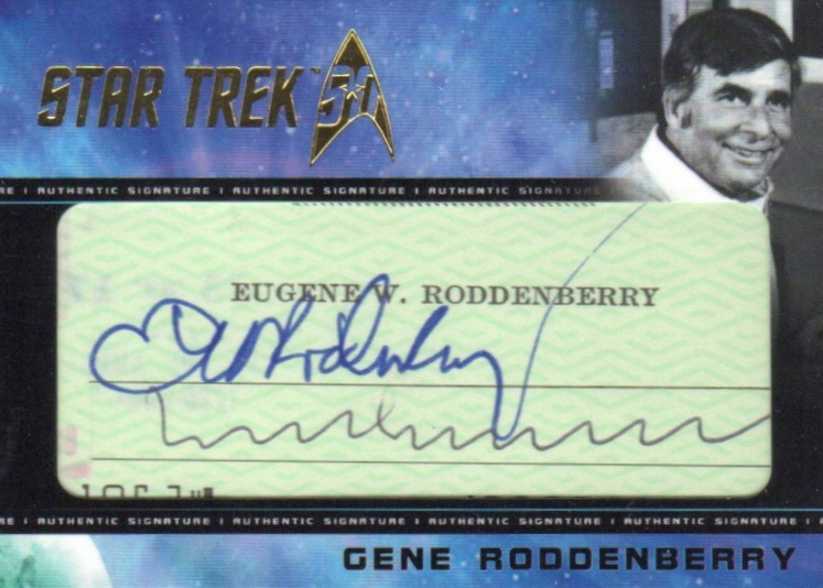 2017 Rittenhouse Star Trek 50th Anniversary Trading Cards 29