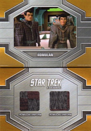 2017 Rittenhouse Star Trek 50th Anniversary Trading Cards 34