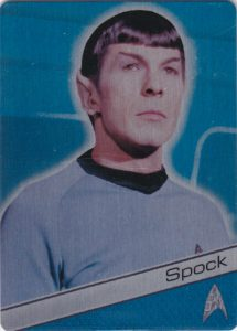 2017 Rittenhouse Star Trek 50th Anniversary Trading Cards 31