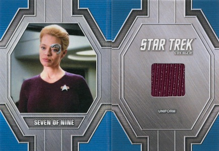 2017 Rittenhouse Star Trek 50th Anniversary Trading Cards 33