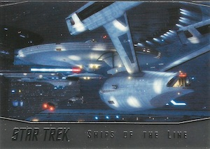 2017 Rittenhouse Star Trek 50th Anniversary Trading Cards 35