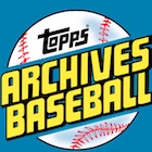 2017 Topps Archives Baseball Cards