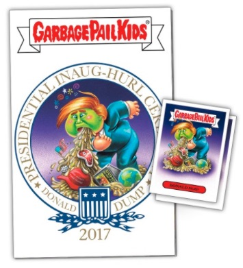 2017 Topps Garbage Pail Kids Comics 18