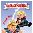 2017 Topps Garbage Pail Kids Golden Groans Awards Cards
