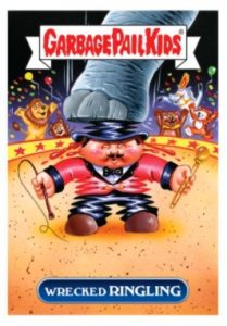 2017 Topps Garbage Pail Kids Network Spews Trading Cards - Updated 25