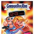 2017 Topps Garbage Pail Kids Presidential Inaug-Hurl Ceremony Cards