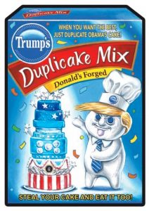 2017-topps-garbage-pail-kids-trumpocracy-13-trumps-duplicake-mix-wacky-packages