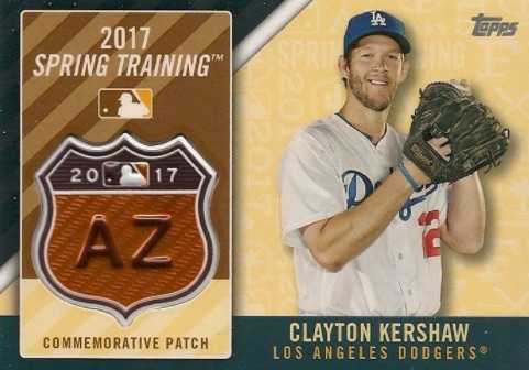 2017 Topps Series 1 Baseball Cards