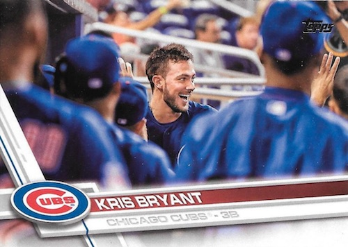 Complete 2017 Topps Series 1 Baseball Variations Checklist and Gallery 25