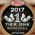 2017 Topps Tier One Baseball Cards