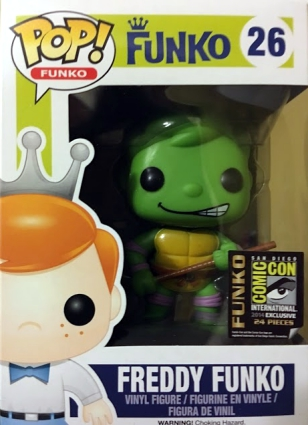Ultimate Funko Pop Teenage Mutant Ninja Turtles Figures Checklist and Gallery 47
