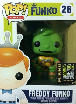 Ultimate Funko Pop Teenage Mutant Ninja Turtles Figures Checklist and Gallery 48