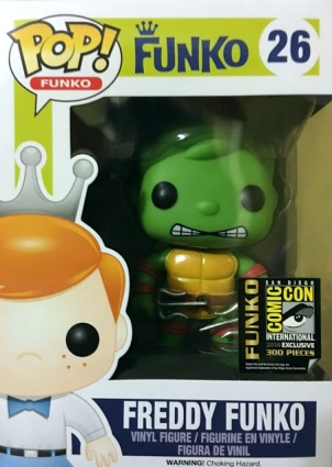 Ultimate Funko Pop Teenage Mutant Ninja Turtles Figures Checklist and Gallery 49