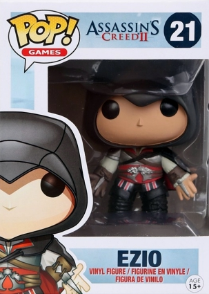 Ultimate Funko Pop Assassin's Creed Vinyl Figures List and Gallery 24