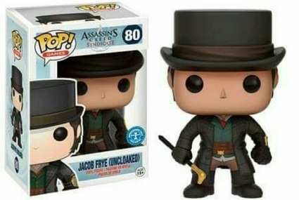 Ultimate Funko Pop Assassin's Creed Vinyl Figures List and Gallery 33