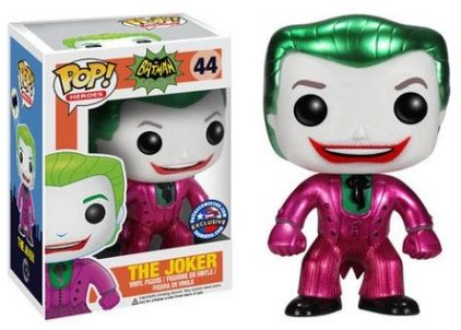 Funko Pop Joker Figures