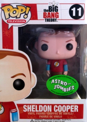 Ultimate Funko Pop The Big Bang Theory Checklist and Gallery 4
