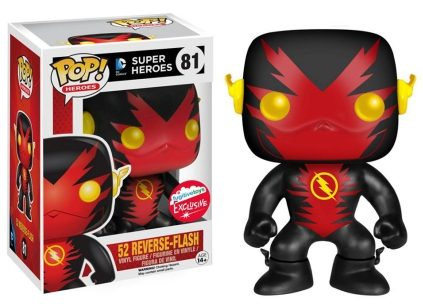 Ultimate Funko Pop Flash Figures Checklist and Gallery 17