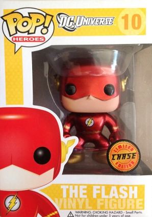 Ultimate Funko Pop Flash Figures Checklist and Gallery 3