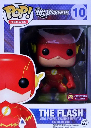 Ultimate Funko Pop Flash Figures Checklist and Gallery 5