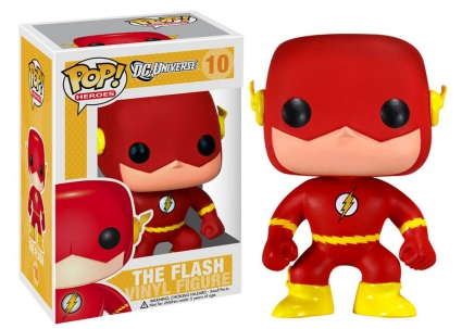 Ultimate Funko Pop Flash Figures Checklist and Gallery 1