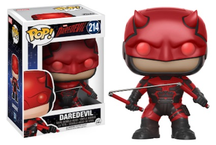 Funko Pop Daredevil TV Vinyl Figures 28