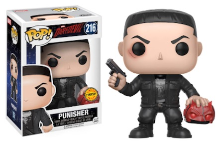 Ultimate Funko Pop Punisher Figures Checklist and Gallery 24