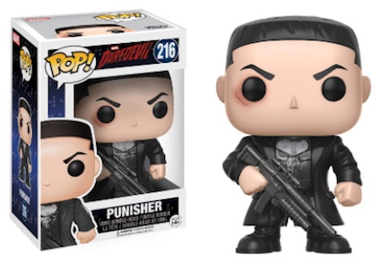 Funko Pop Daredevil TV Vinyl Figures 30