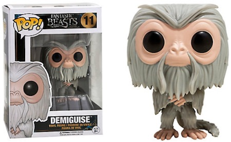 Ultimate Funko Pop Fantastic Beasts Figures Gallery and Checklist 12