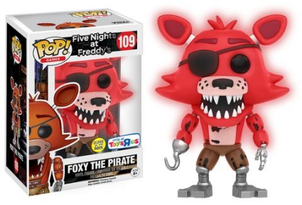 Ultimate Funko Pop Five Nights at Freddy's Figures Checklist and Gallery 6