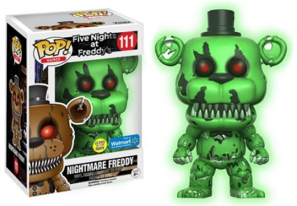 Ultimate Funko Pop Five Nights at Freddy's Figures Checklist and Gallery 11