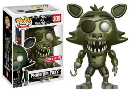 Ultimate Funko Pop Five Nights at Freddy's Figures Checklist and Gallery 19