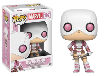 2017 Funko Pop Gwenpool Vinyl Figures 22