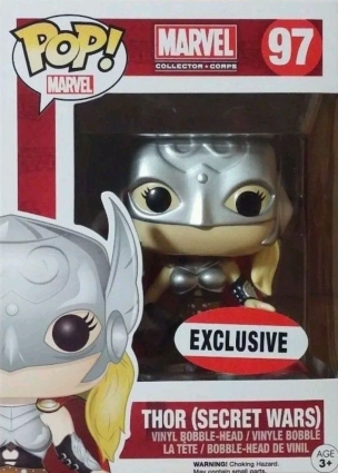 Ultimate Funko Pop Thor Figures Checklist and Gallery 26