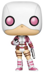 2017 Funko Pop Gwenpool Vinyl Figures 1
