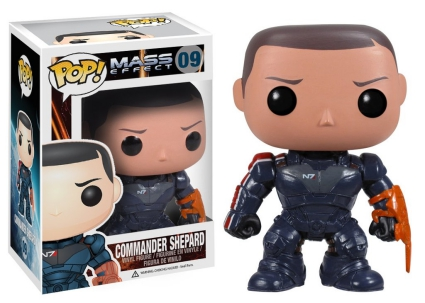 Ultimate Funko Pop Mass Effect Figures Checklist and Gallery 21