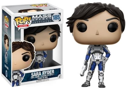 Ultimate Funko Pop Mass Effect Figures Checklist and Gallery 26