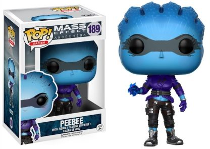 Ultimate Funko Pop Mass Effect Figures Checklist and Gallery 30
