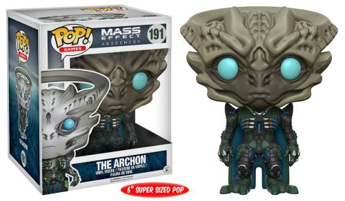 Ultimate Funko Pop Mass Effect Figures Checklist and Gallery 32